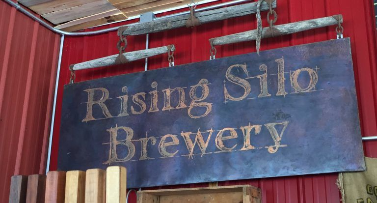 rising silo brewery