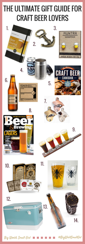 beer lover gift ideas