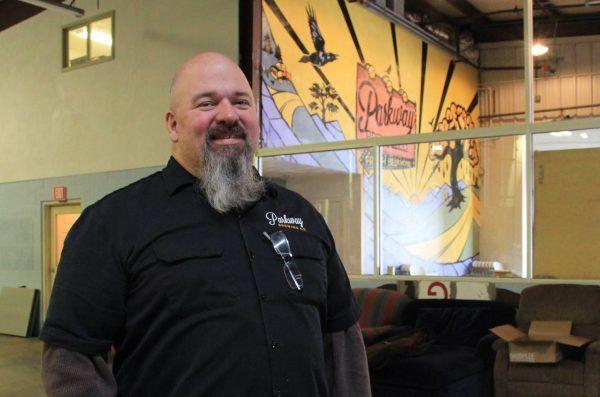Parkway brewmaster
