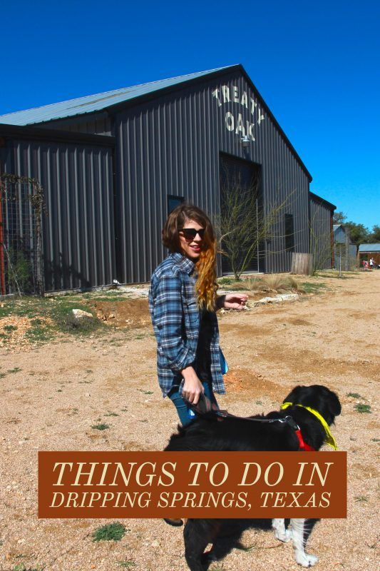THings to do dripping springs