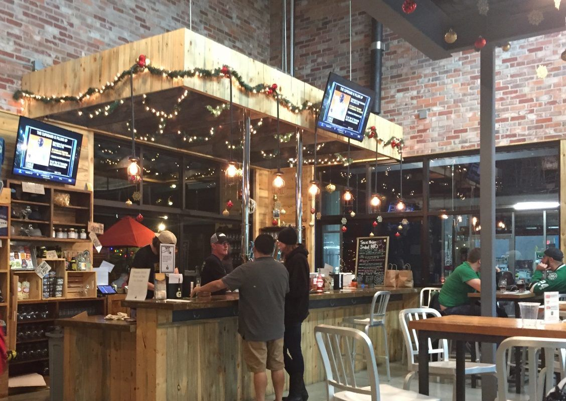 Craft Beer and the Best BBQ in Fort Worth | Big World Small Girl