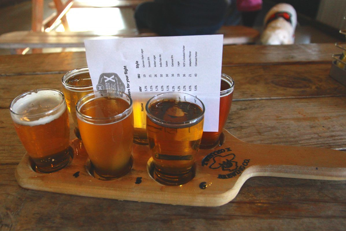 dripping springs brewery