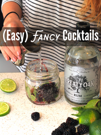 easy fancy cocktail recipes