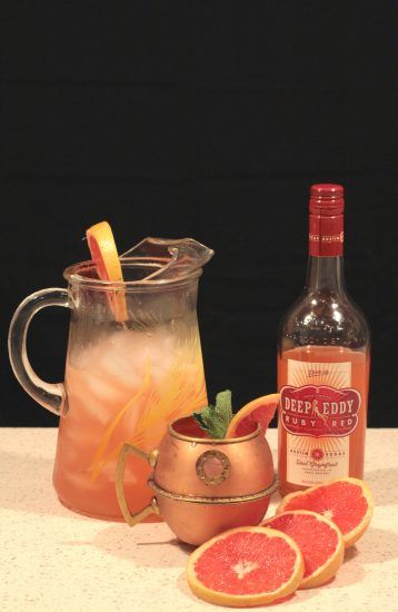 grapefruit vodka recipe