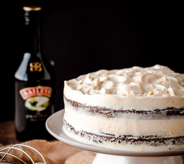 guiness stout cake