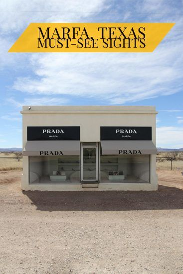marfa things to do