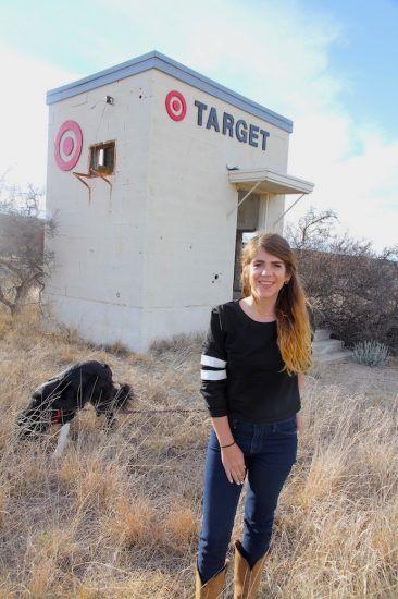 target marathon tx