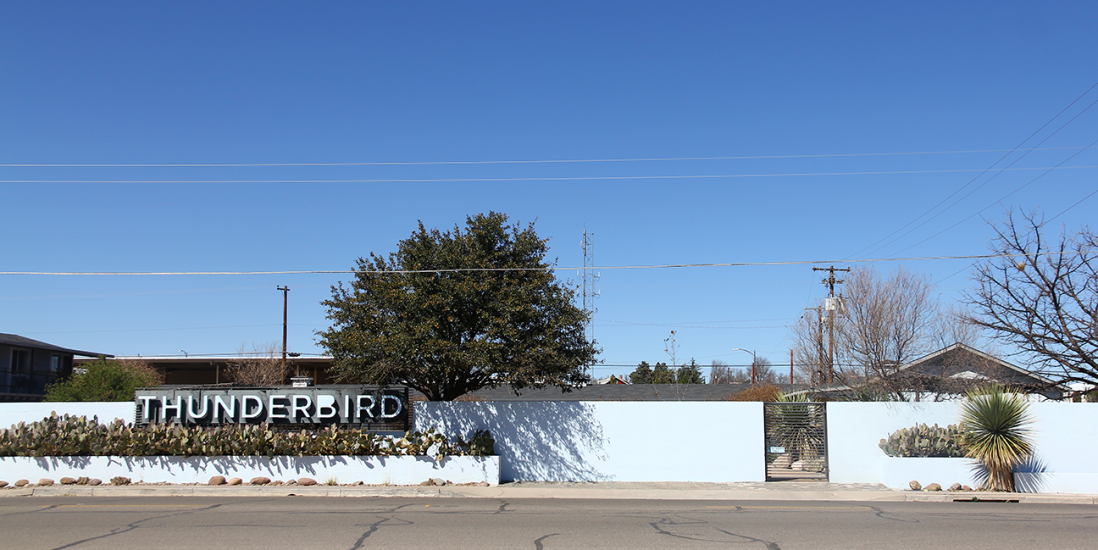 thunderbird hotel marfa texas