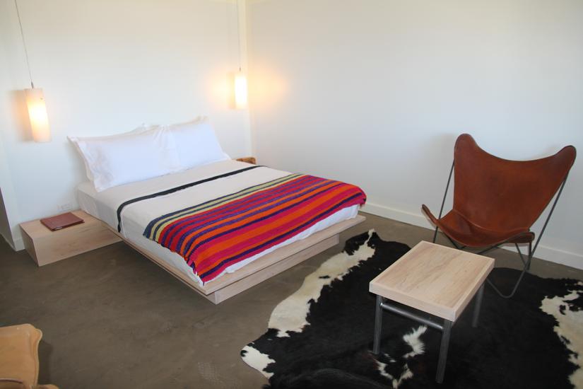 thunderbird hotel room