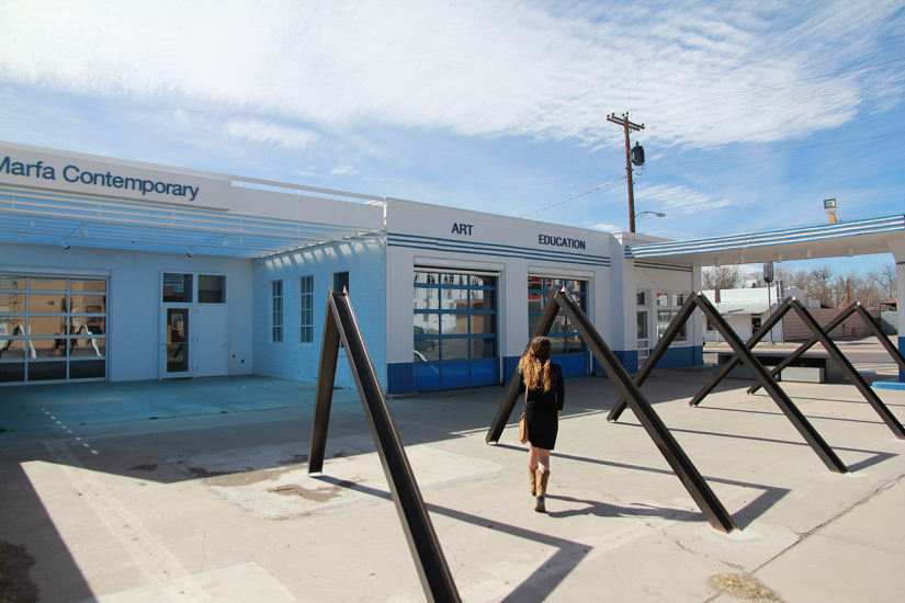 marfa contemporary art museum