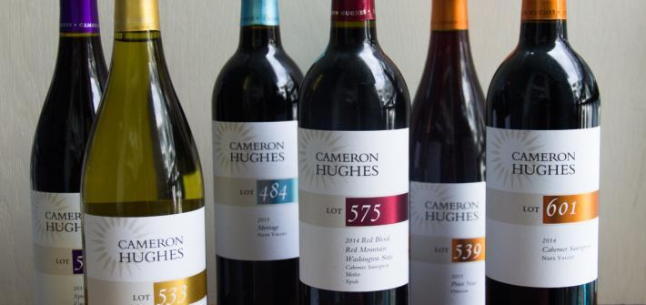 cameron hughes wine review