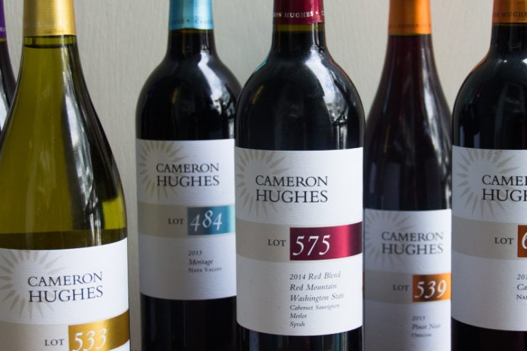 cameron hughes wine review