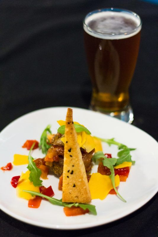 alamo drafthouse beer dinner 14