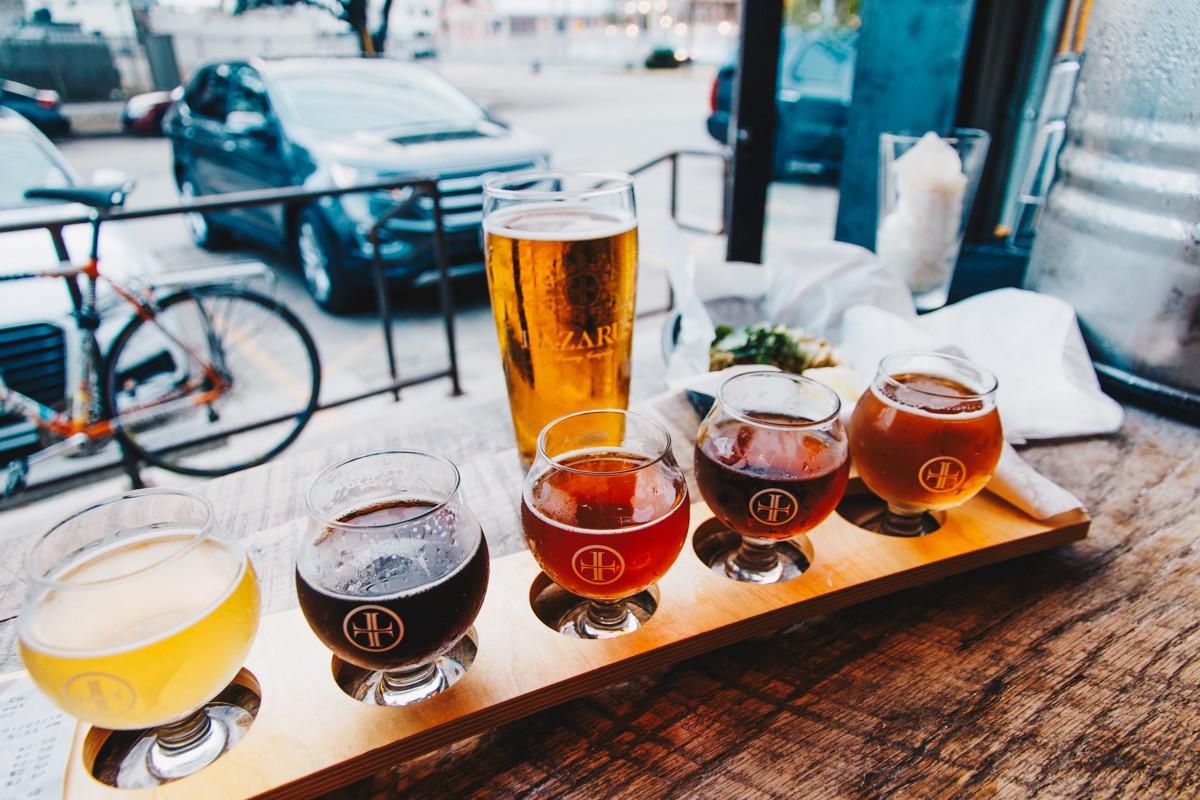 lazarus beer