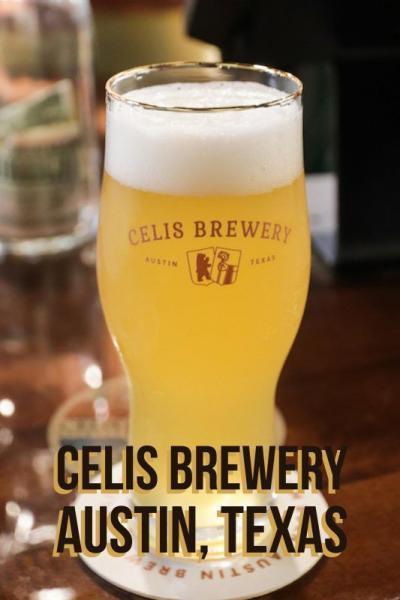 Celis Brewery Austin Texas
