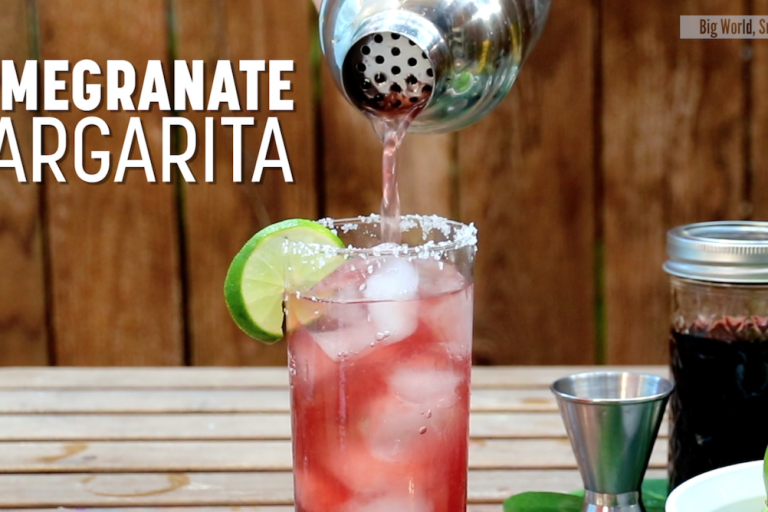 cocktail shaker tequila recipe