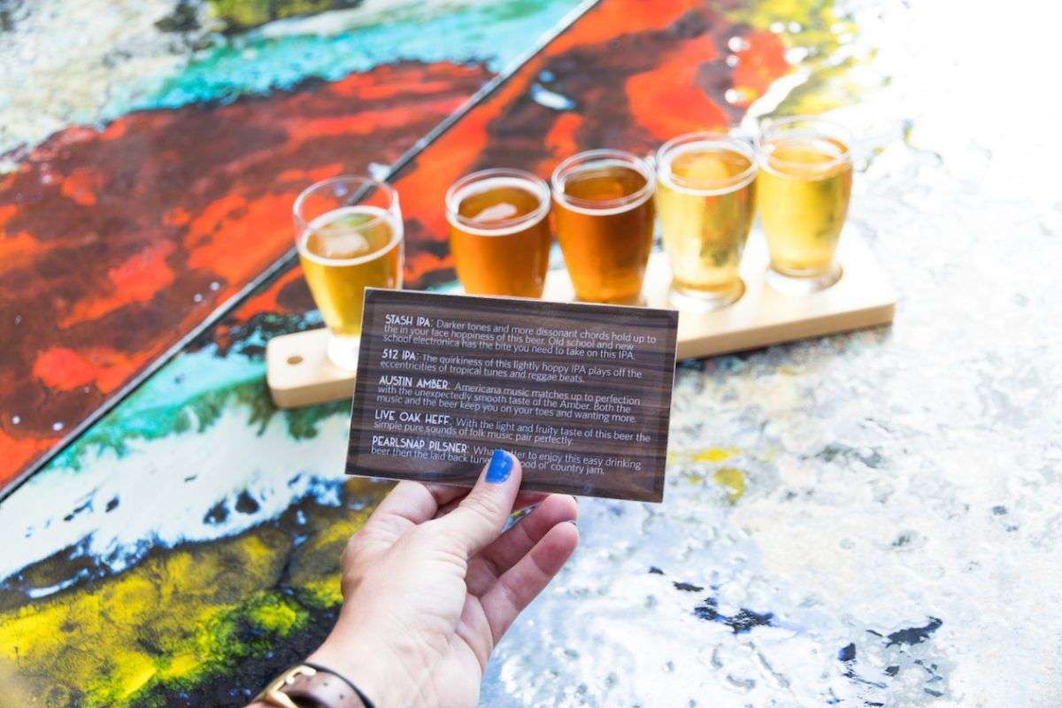 austin craft beer experiences