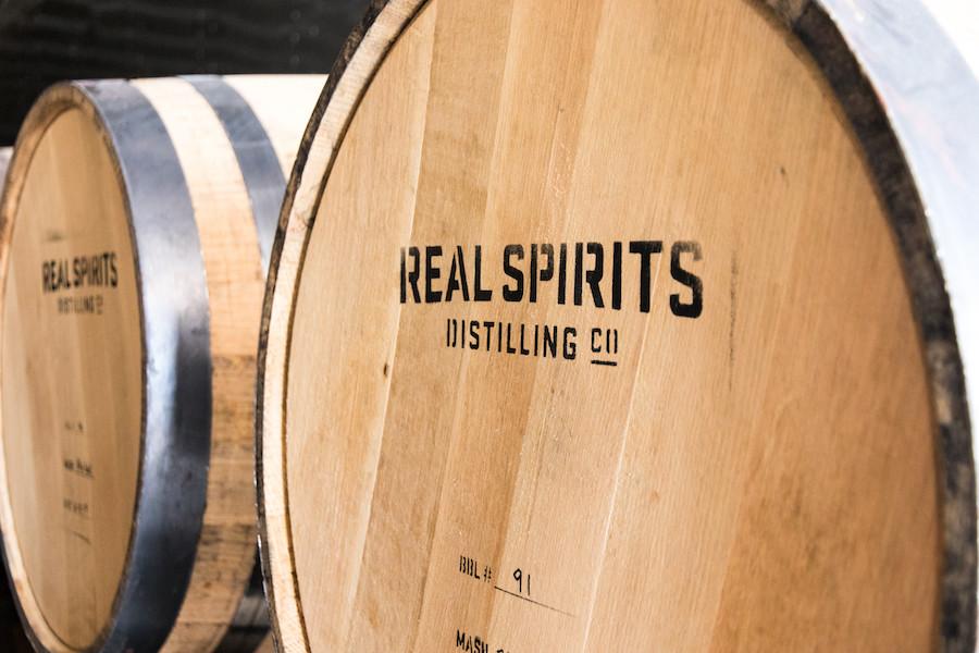 real spirits distilling