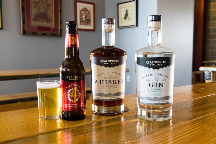 real ale spirits