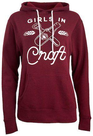 beer gift hoodie