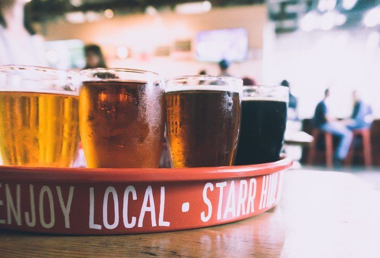 breweries in roanoke