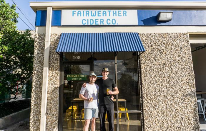 fairweather cider