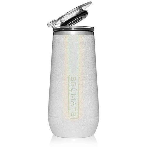 insulated champagne flute
