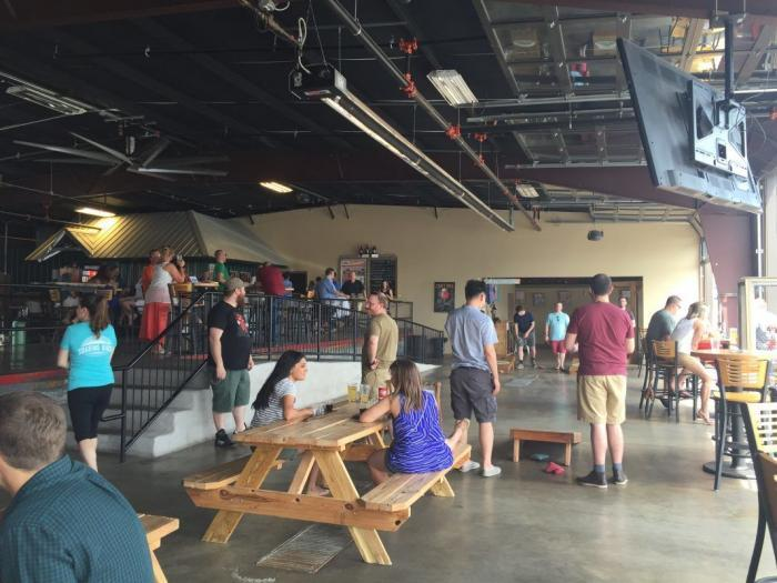 roanoke microbreweries