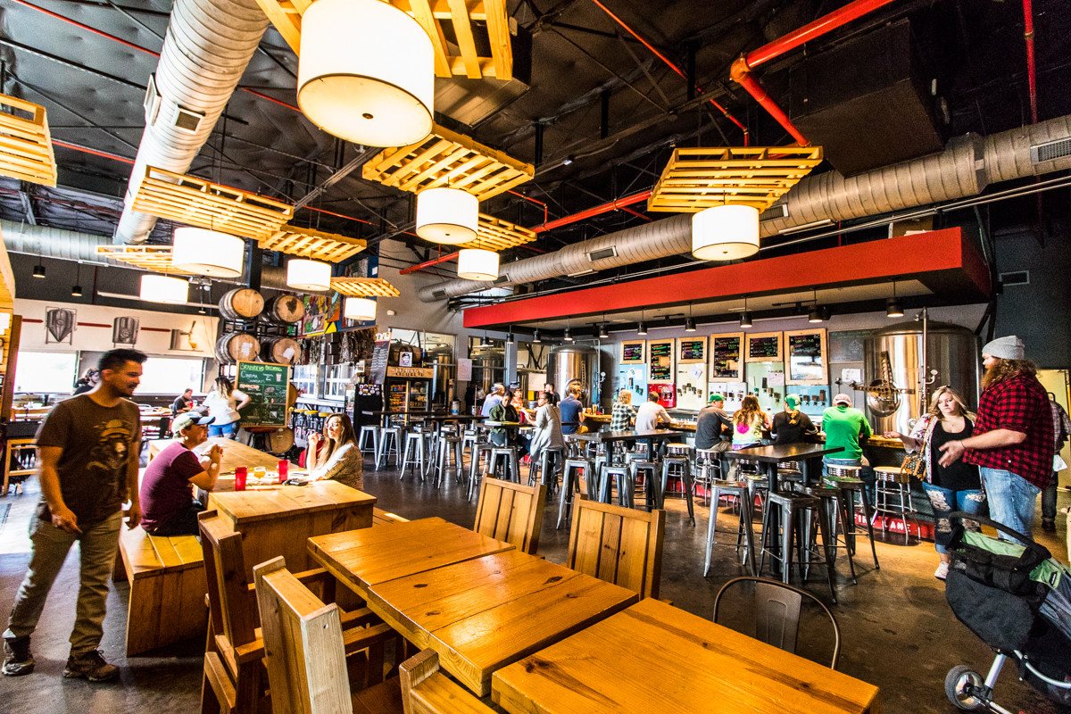 dallas brewpubs