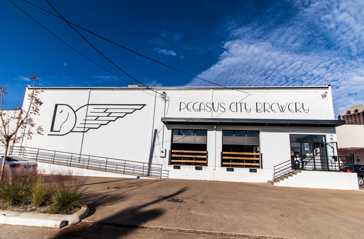 pegasus city brewing