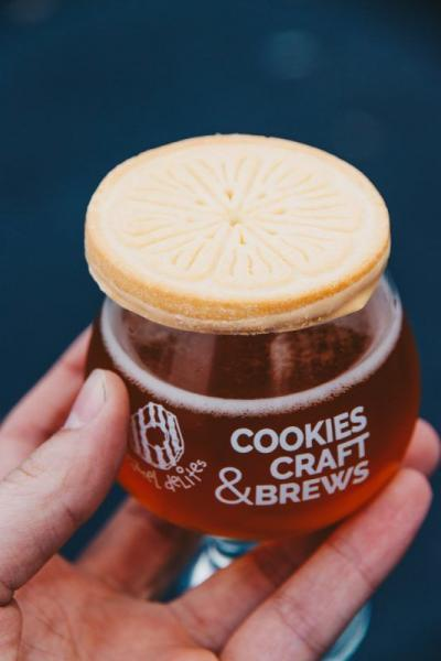 cookie beer pairing