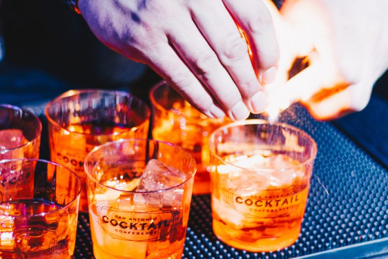 cocktail conference