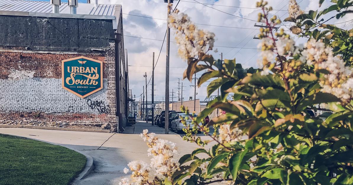 urban soutnew orleans craft breweryh brewery