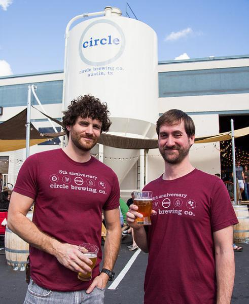 circle brewing founders