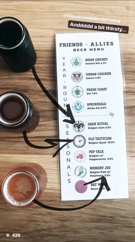 beer instagram tips