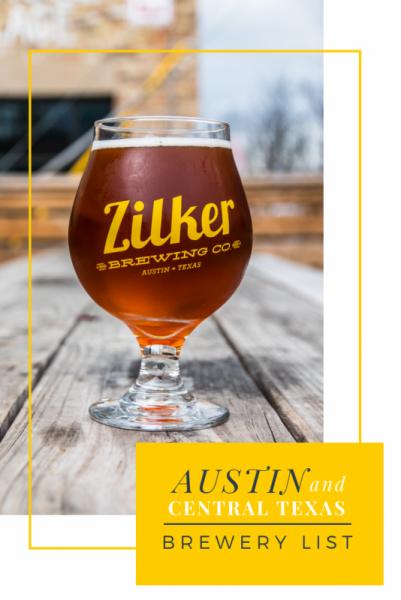 new austin breweries