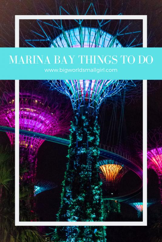 Marina Bay Things to do