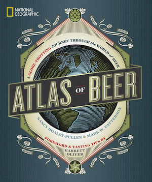 atlas of beer book