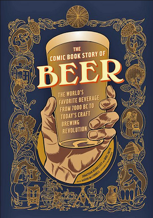 beer comic book
