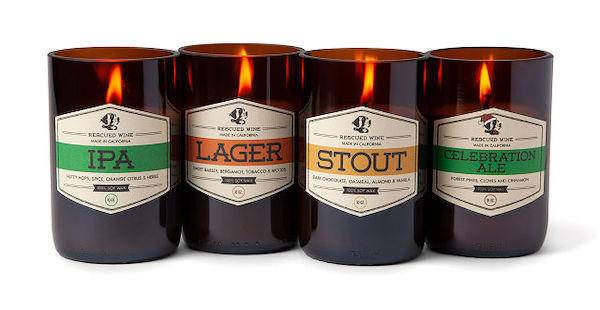 craft beer candles