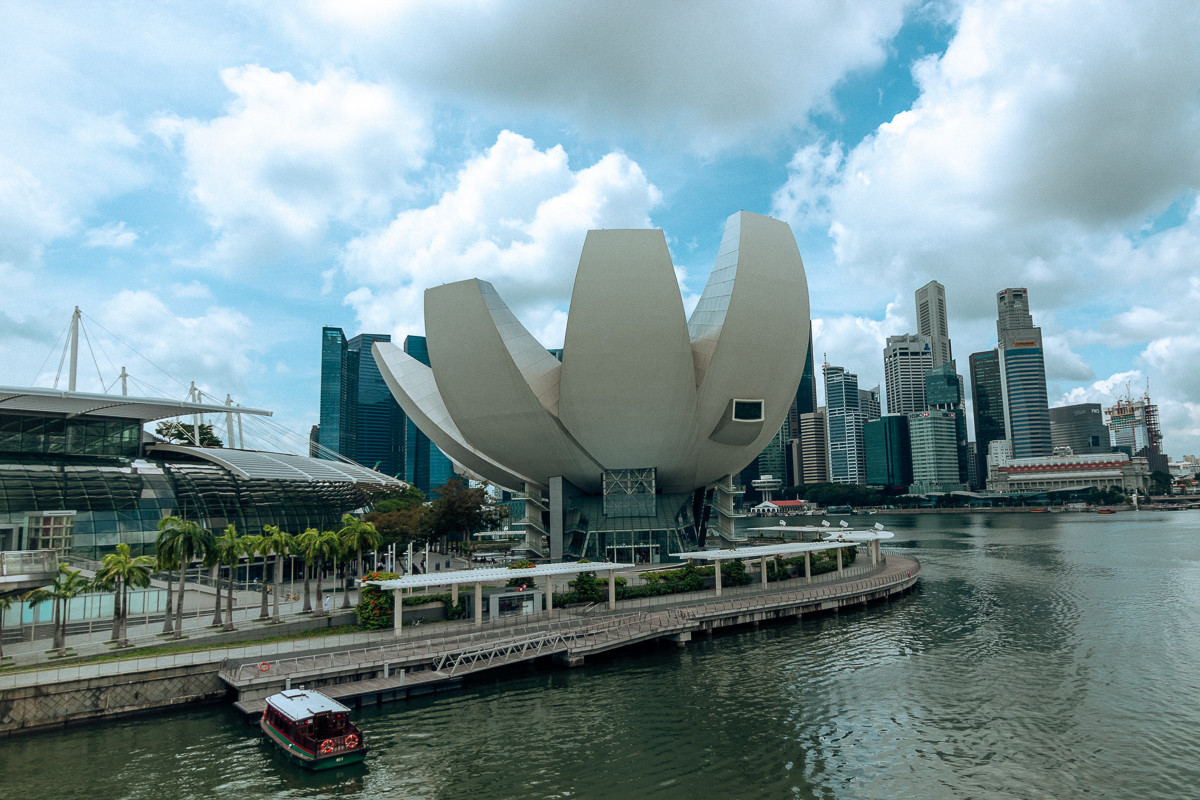singapore marina bay guide