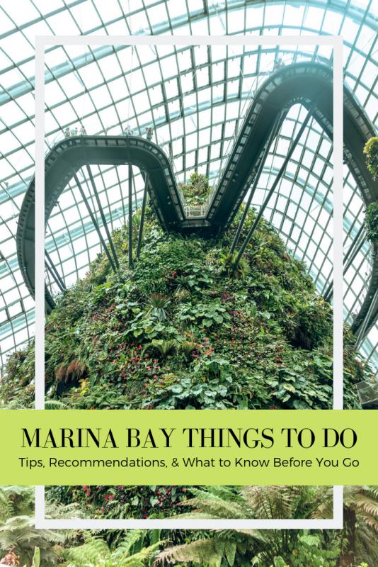what to do marina bay
