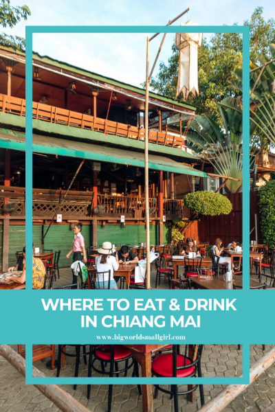 Where to Eat & Drink in Chiang Mai