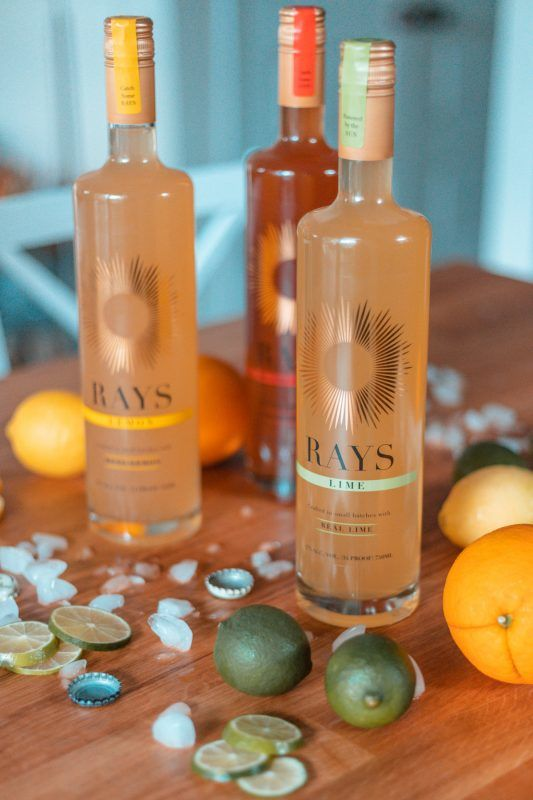 rays spirits cocktail recipes