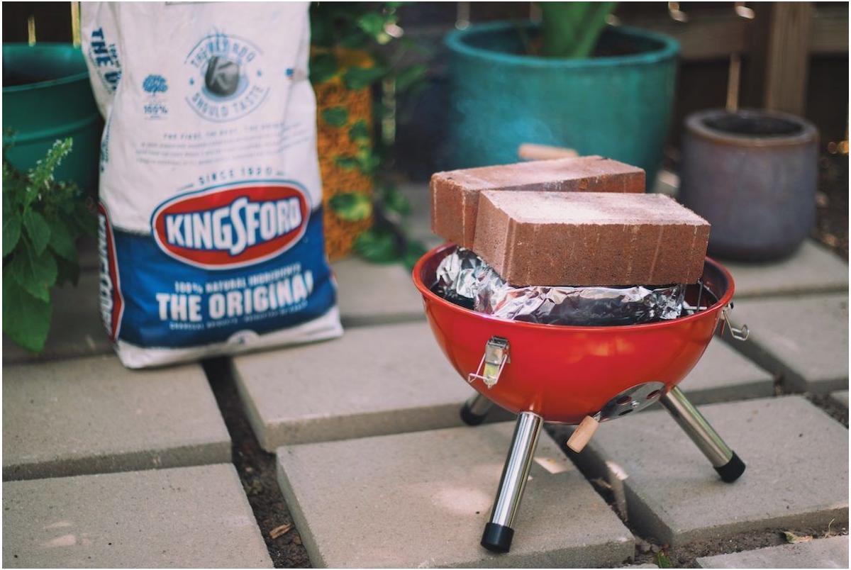 charcoal grill recipes