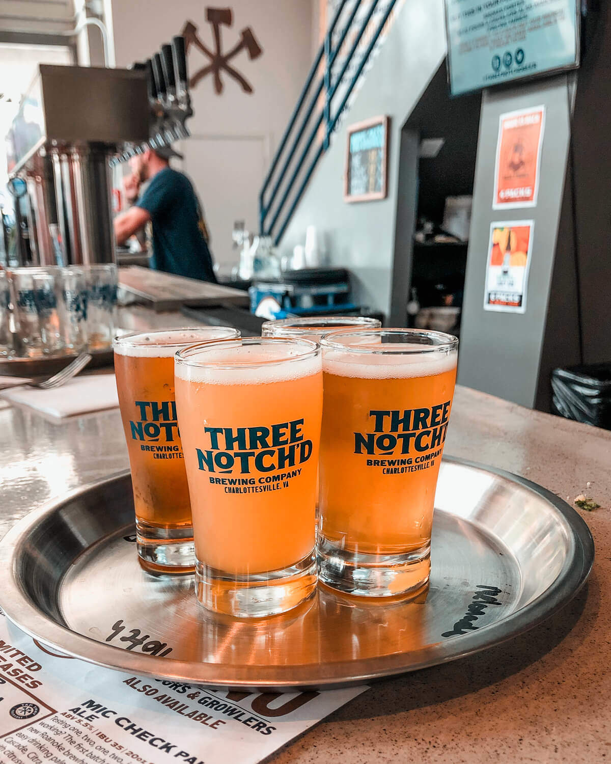 three notchd brewing