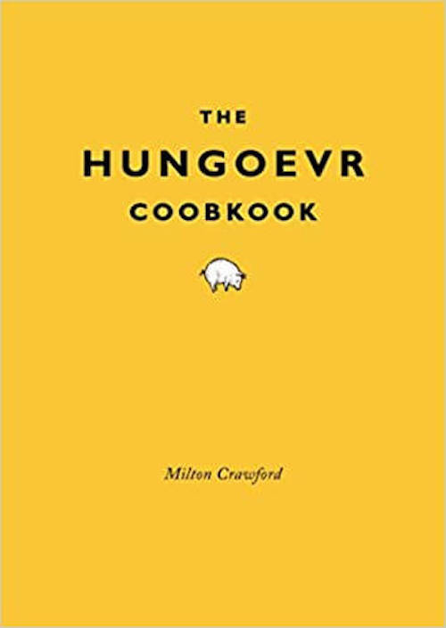 hangover cookbook