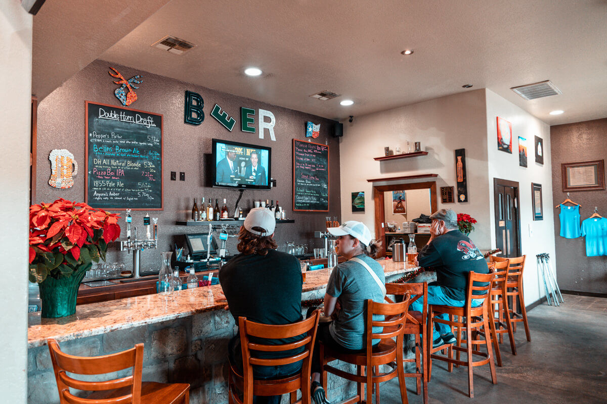 marble falls brewery