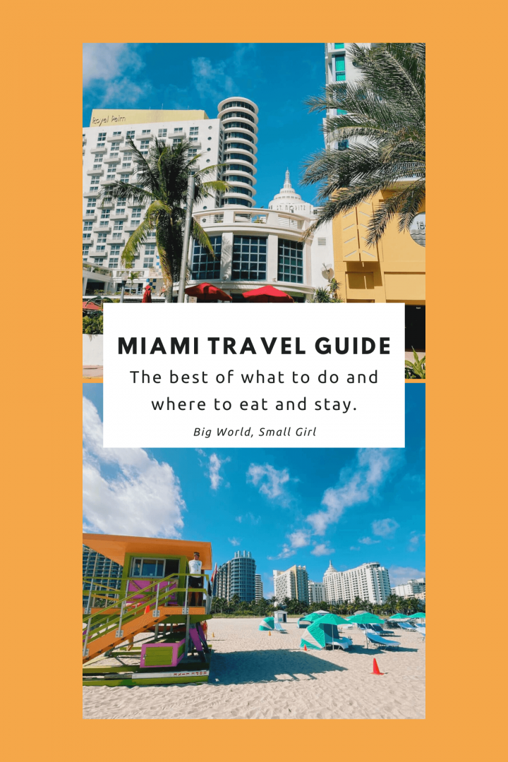 things to do in miami 2020