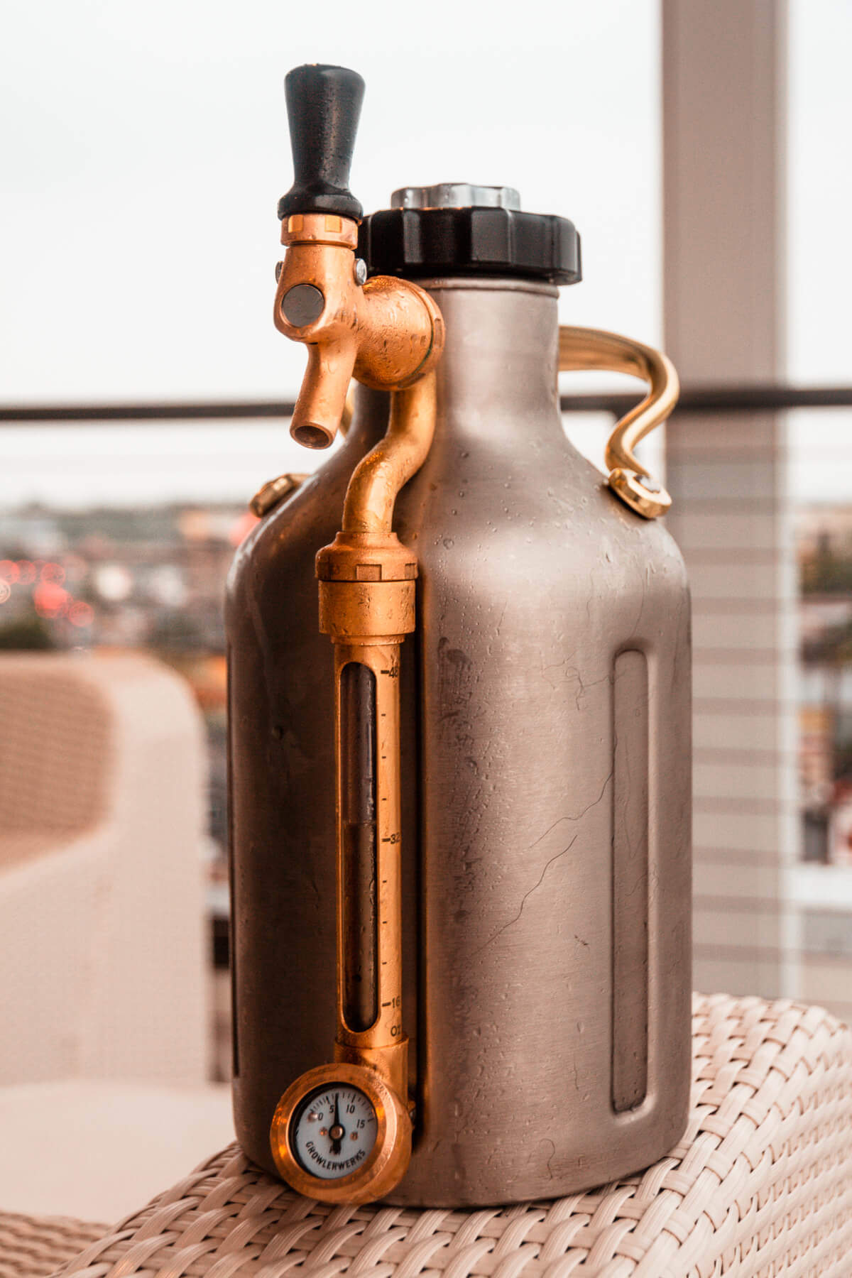 uKeg Pressurized Growler reviews